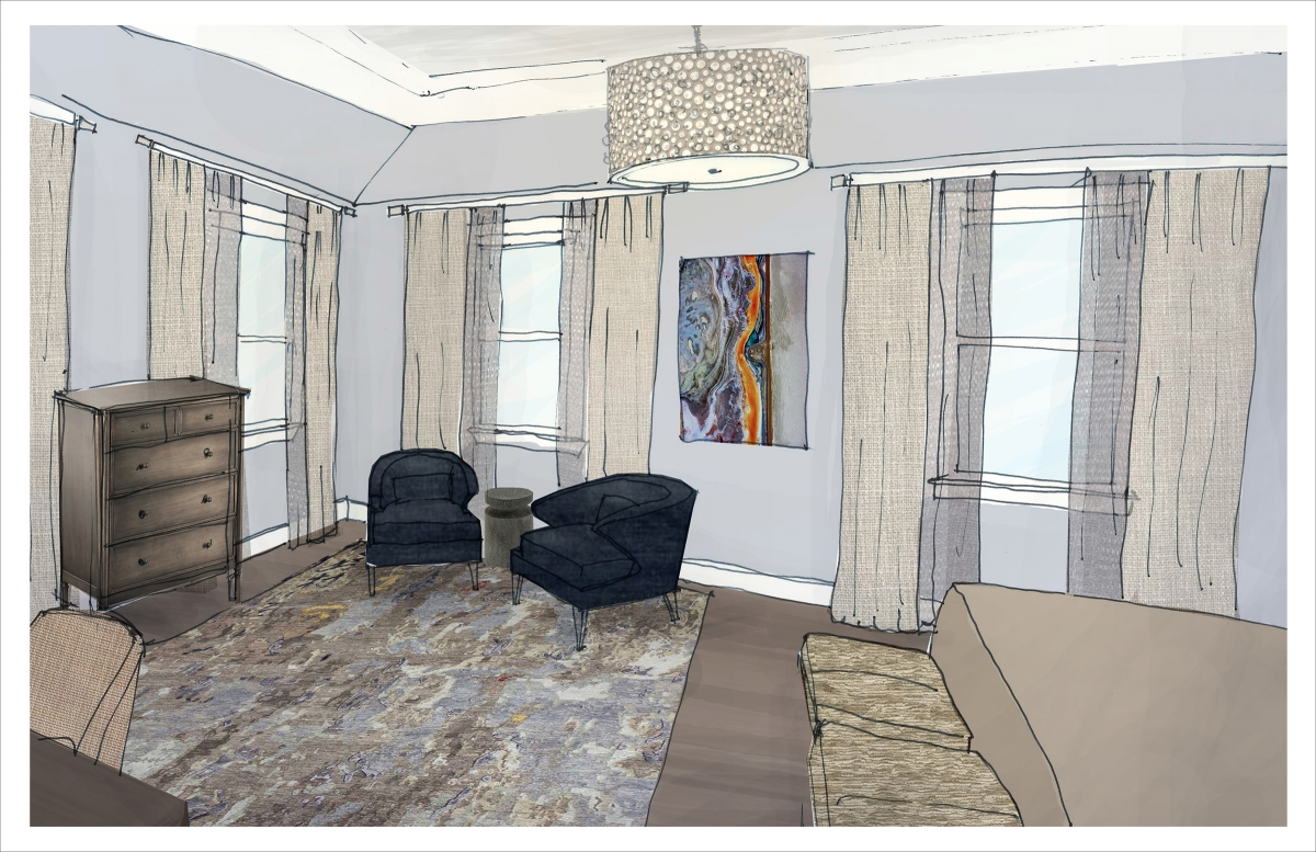 exploring rendering styles lda architecture and interiors