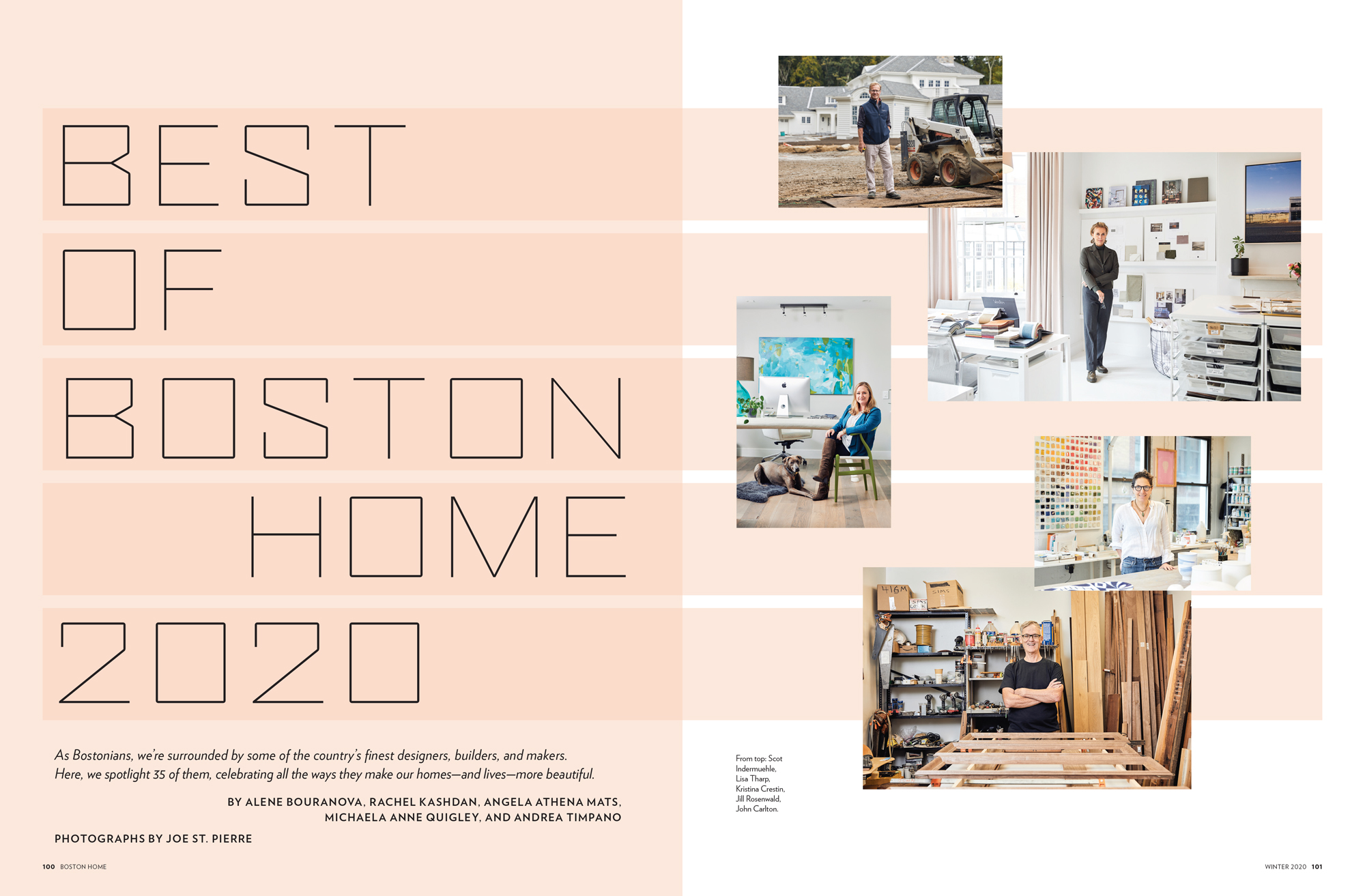 Best Of Boston 2020.Best Of Boston Home 2020 Lda Architecture And Interiors