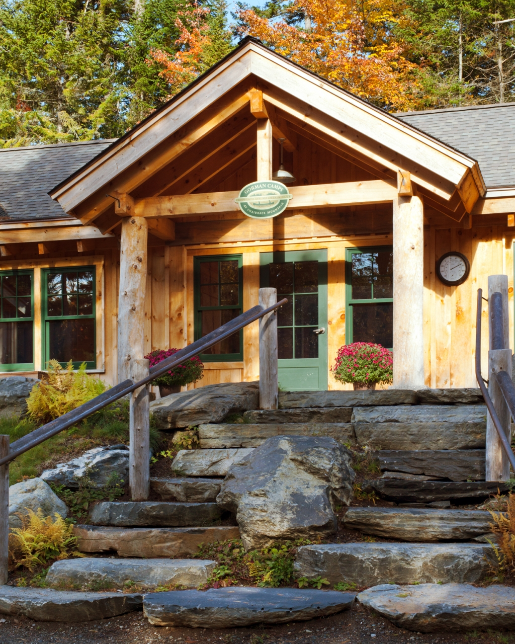 Appalachian Mountain Club, Chairback Lodge And Cabins