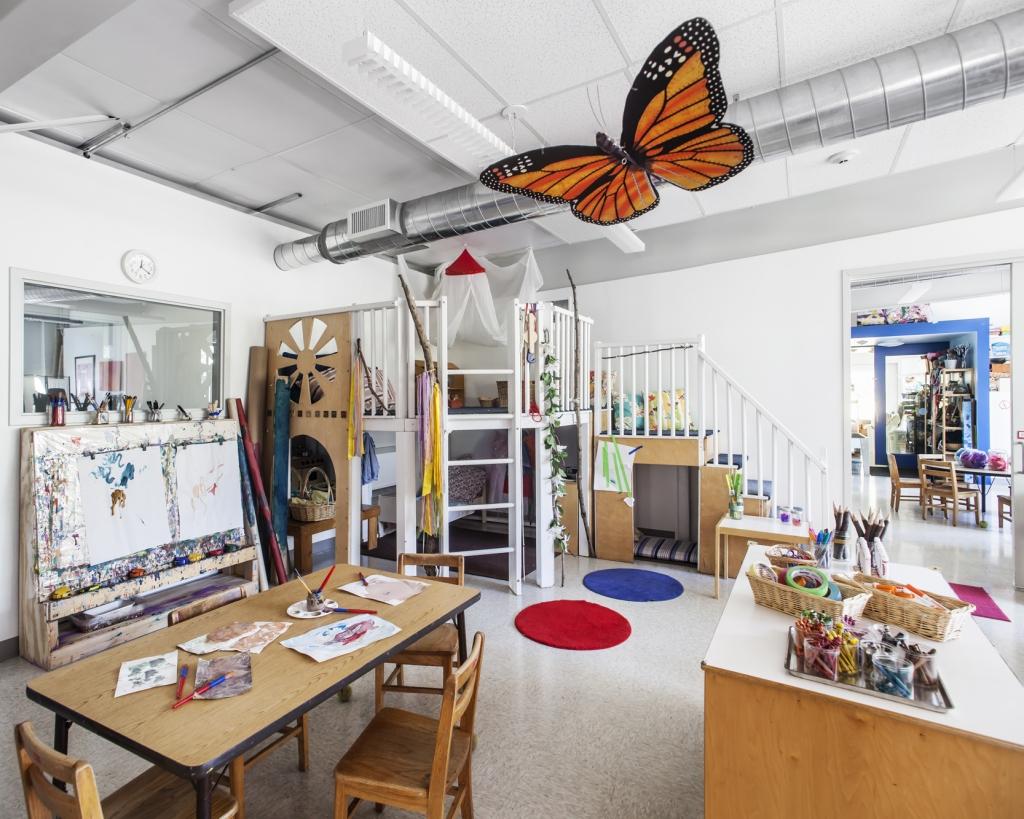 Classroom Curriculum Design ~ Community nursery school lda architecture and interiors