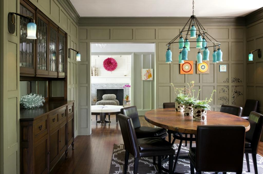 Eclectic Modern Tudor | LDa Architecture and Interiors