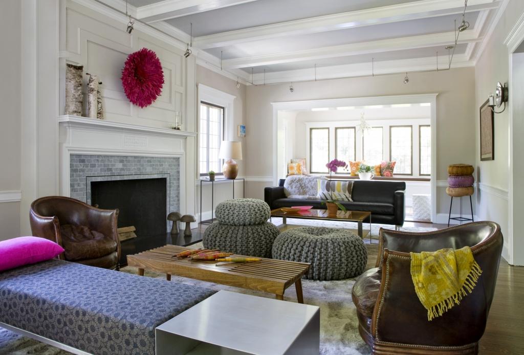 Eclectic Modern Tudor & Eclectic Modern Tudor | LDa Architecture and Interiors