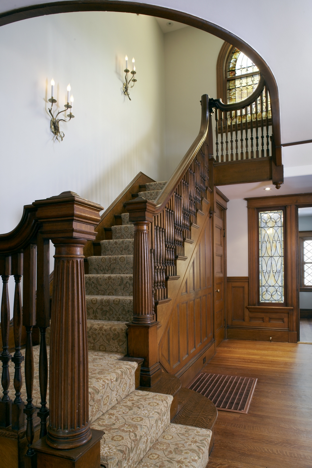 This Old House Newton Lda Architecture And Interiors