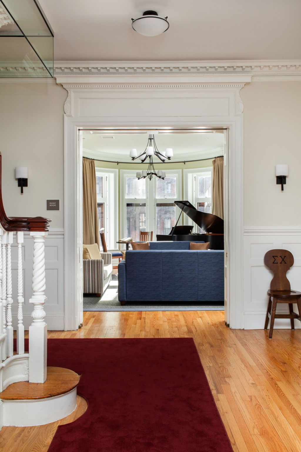 Beacon Street Housing Lda Architecture And Interiors