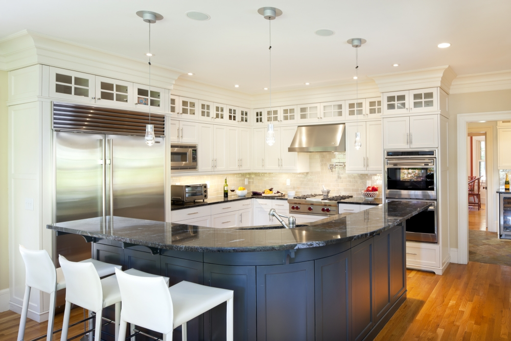 Image search results lda architecture and interiors for Adding height to kitchen cabinets