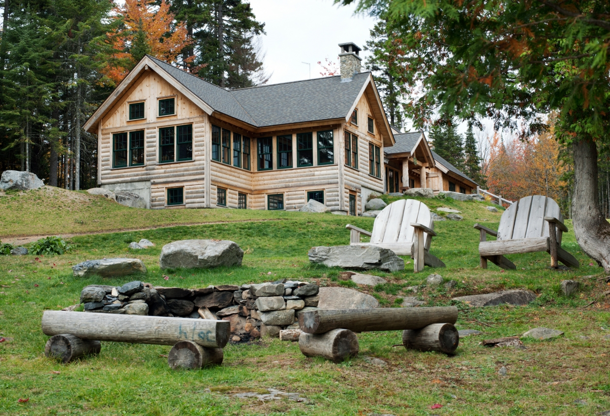 Etonnant Appalachian Mountain Club, Chairback Lodge And Cabins