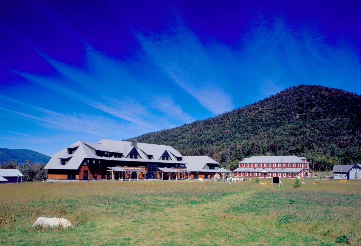 Appalachian Mountain Club Highland Welcome Center Lda