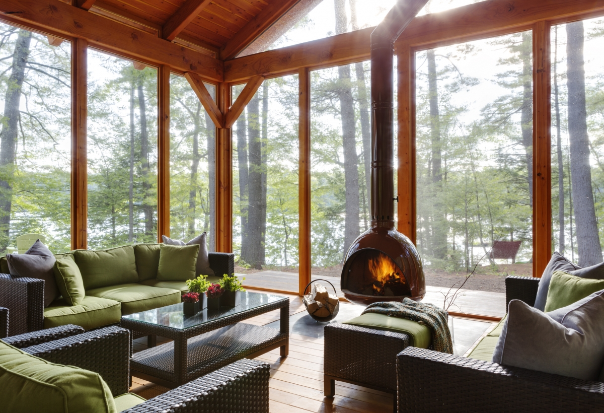 Chestnut woods lda architecture and interiors - Camp Squam Lake