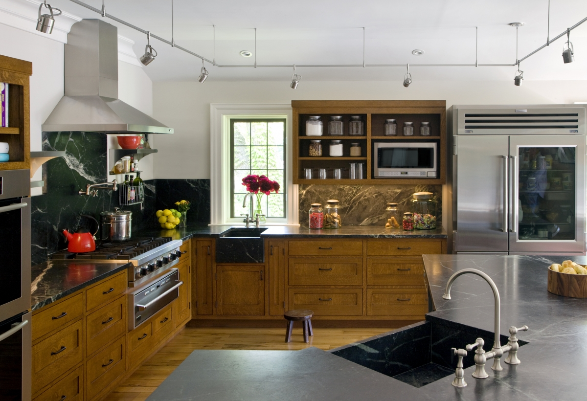 Eclectic Kitchens: LDa Architecture And Interiors