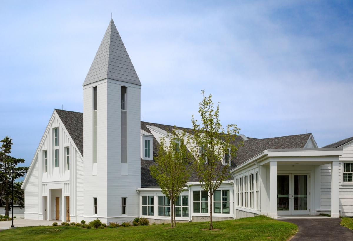 Saint Bonaventure Parish New Church Campus Lda