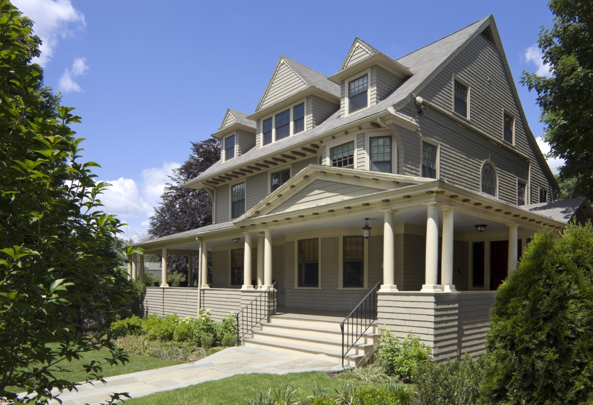 This old house newton lda architecture and interiors for This old housse