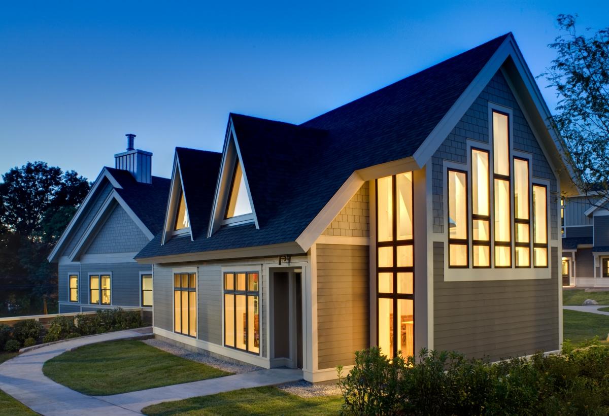 Weston Jesuit Community Housing Lda Architecture And