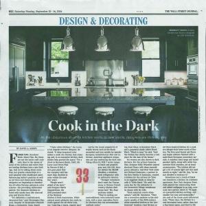 When A Man Loves A Kitchen Wall Street Journal